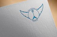 The Flying V Ranch Logo - Entry #33