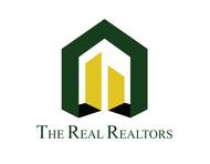 The Real Realtors Logo - Entry #84