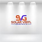 Solar Vinyl Graphics Logo - Entry #331
