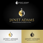 Ja'Net Adams  Logo - Entry #45