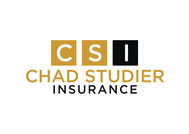 Chad Studier Insurance Logo - Entry #39