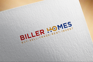 Biller Homes Logo - Entry #63