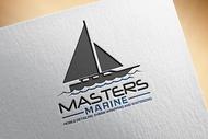 Masters Marine Logo - Entry #97