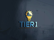 Tier 1 Products Logo - Entry #484