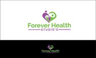 Forever Health Studio's Logo - Entry #141