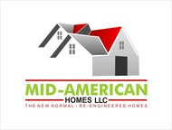 Mid-American Homes LLC Logo - Entry #85