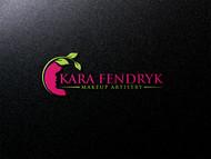 Kara Fendryk Makeup Artistry Logo - Entry #12