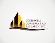 Commercial Construction Research, Inc. Logo - Entry #231