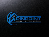 PINPOINT BUILDING Logo - Entry #107