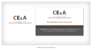 Law Office of Cortright, Evans and Associates Logo - Entry #43