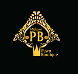 Either Midtown Pawn Boutique or just Pawn Boutique Logo - Entry #43