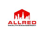 ALLRED WEALTH MANAGEMENT Logo - Entry #581
