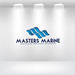 Masters Marine Logo - Entry #93