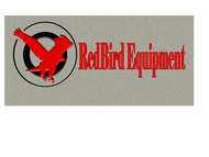 Redbird equipment Logo - Entry #25