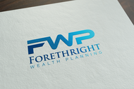 Forethright Wealth Planning Logo - Entry #134