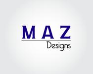 Maz Designs Logo - Entry #115