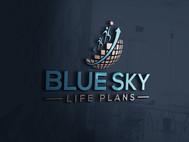 Blue Sky Life Plans Logo - Entry #130