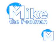 Mike the Poolman  Logo - Entry #86