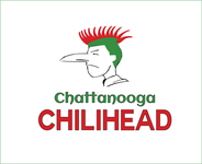 Chattanooga Chilihead Logo - Entry #69