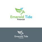 Emerald Tide Financial Logo - Entry #359