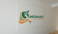 Nomad Tribe Logo - Entry #30