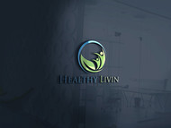 Healthy Livin Logo - Entry #472