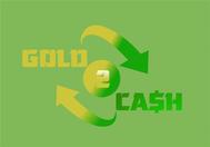 Gold2Cash Business Logo - Entry #44