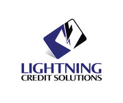Lightning Credit Solutions Logo - Entry #16