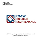 CMW Building Maintenance Logo - Entry #277