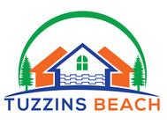 Tuzzins Beach Logo - Entry #282