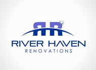 River Haven Renovations Logo - Entry #11