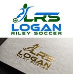 Logan Riley Soccer Logo - Entry #39