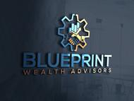 Blueprint Wealth Advisors Logo - Entry #266