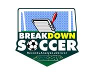 BreakDownSoccer Logo - Entry #36