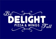 DELIGHT Pizza & Wings  Logo - Entry #51