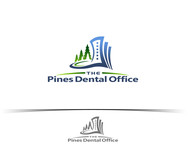 The Pines Dental Office Logo - Entry #69