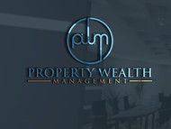 Property Wealth Management Logo - Entry #59