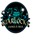 Warlocks Games and Beer Logo - Entry #26