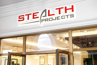 Stealth Projects Logo - Entry #105