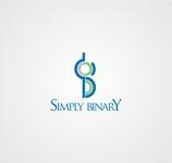 Simply Binary Logo - Entry #227