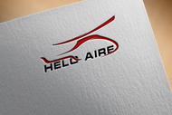 Helo Aire Logo - Entry #154