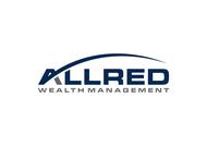 ALLRED WEALTH MANAGEMENT Logo - Entry #499