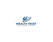 4P Wealth Trust Logo - Entry #180