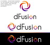 dFusion Logo - Entry #126