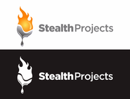 Stealth Projects Logo - Entry #30