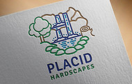 Placid Hardscapes Logo - Entry #22