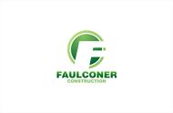 Faulconer or Faulconer Construction Logo - Entry #50