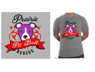 Prairie Pit Bull Rescue Logo - Entry #11