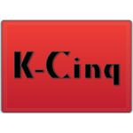 K-CINQ  Logo - Entry #90