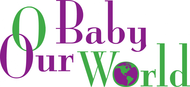 Logo for our Baby product store - Our Baby Our World - Entry #1